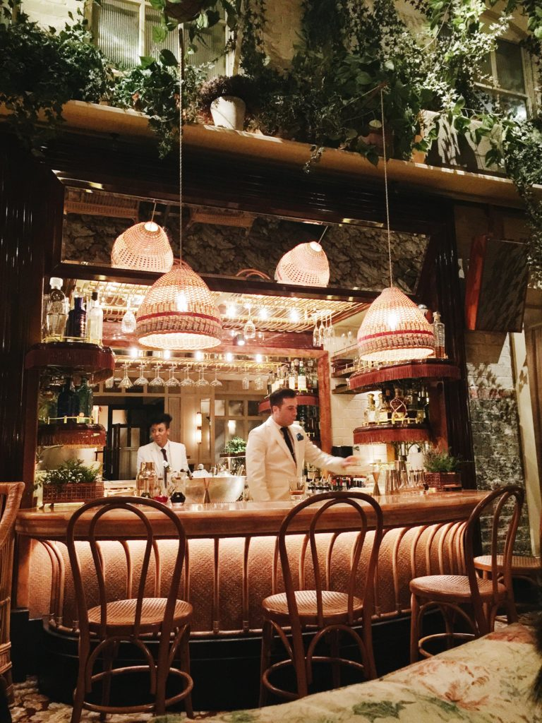 Chiltern Firehouse Bar, London, England